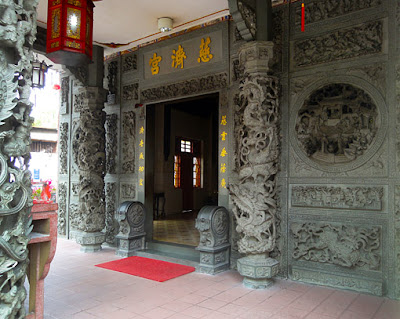 Fabulous Chinese Temple