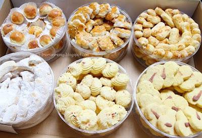 10 Kumpulan Kue Lebaran Yang Cocok Untuk Hidangan Arisan