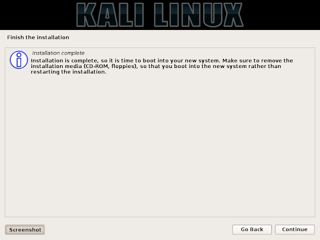 Install Kali Linux Dual Boot Windows