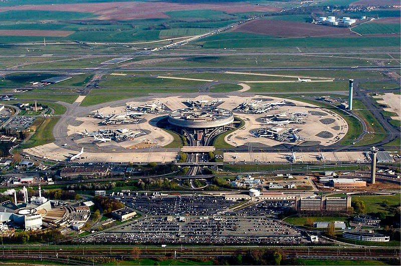 Worlds 10 Busiest airports | Worlds 10 Busiest airports | Paris Charles de Gaulle Airport, Paris, France – 62 million passengers each year