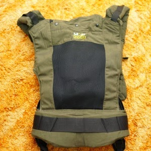 Bobita Gen2 Soft Structured Carrier (SSC) - Army Green