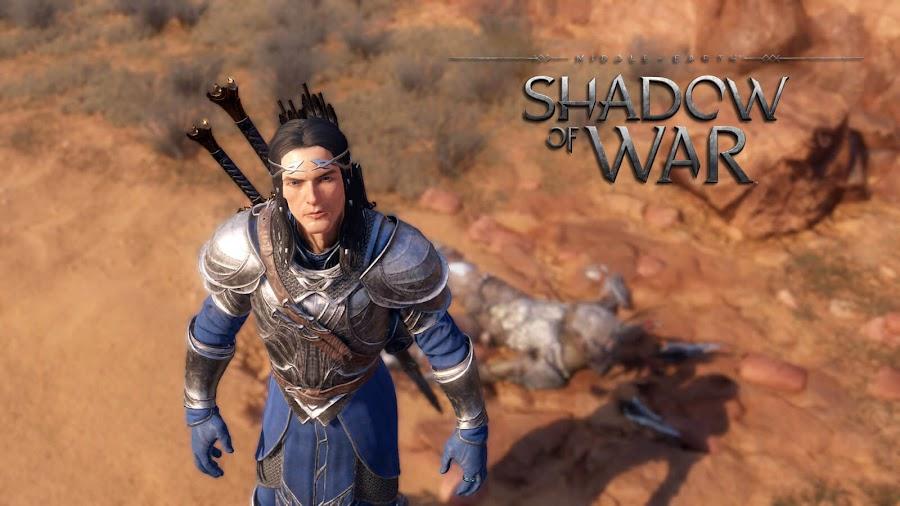 middle earth shadow of wars celebrimbor skin