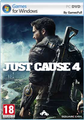 Just Cause 4 Gold Edition PC [Full] Español [MEGA]