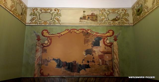 Muzeum Pragi Warszawa Warsaw Targowa 50/52 synagoga malowidła modlitewnia Praga Północ
