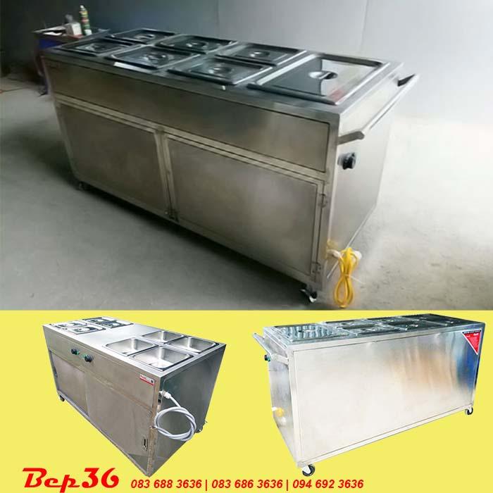 Tủ giữ nóng thức ăn BWF09 với tính năng vượt trội