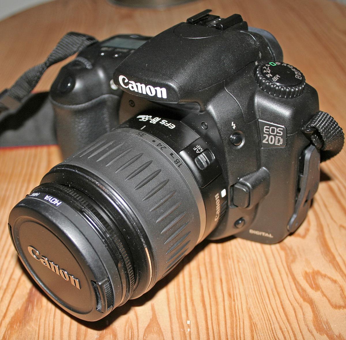 Canon DSLR 20D