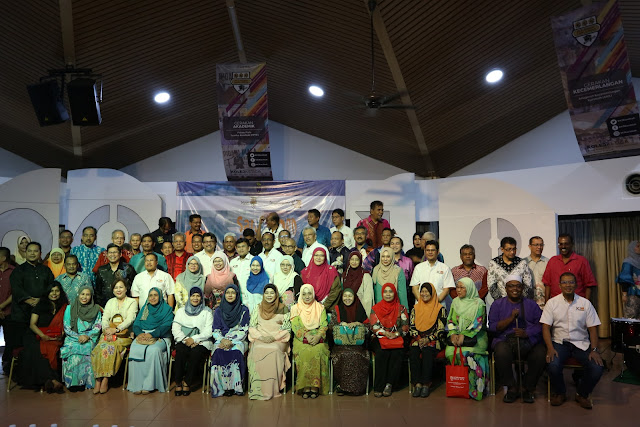 Program Santai Alumni Kolej Ketiga Universiti Malaya