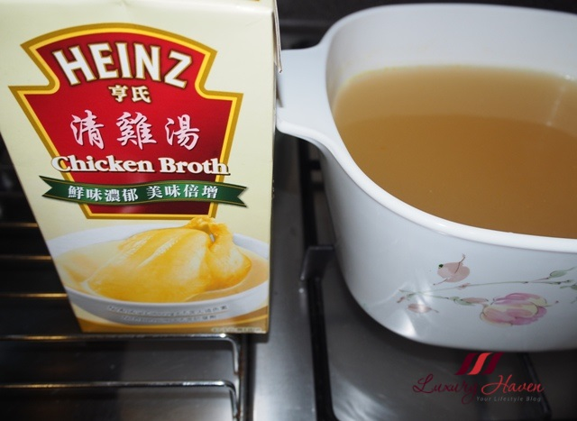 heinz chicken broth recipe