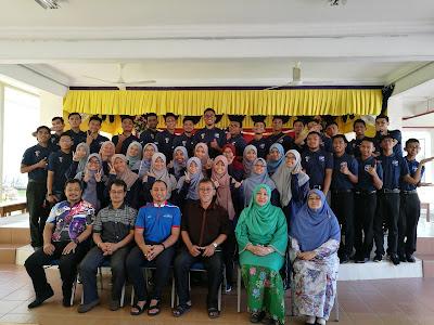 Lawatan bakal guru Sains dari IPGM Kampus Dato Razali Ismail, Terengganu