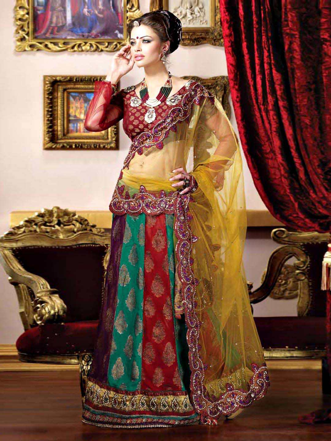 about marriage: indian marriage dresses 2013   indian ...