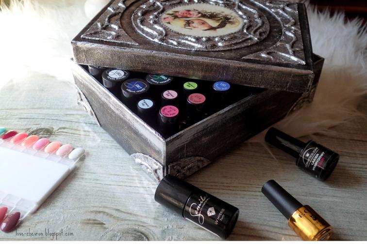 cosmetics zone, semilac, f.o.x. lakiery hybrydowe
