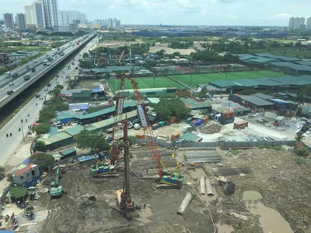 Tiềm năng phát triển của dự án phụ thuộc nhiều vào quy hoạch của khu vực