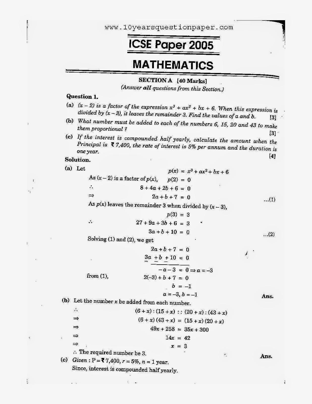 8 Math Worksheet Solved Not
