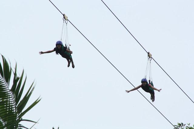 loboc Bohol Zipline