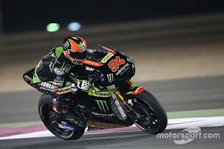 Hasil MotoGP Catalunya Spanyol: Folger Tercepat Pemanasan