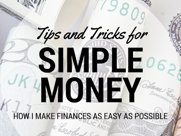 My Simple Money Strategy