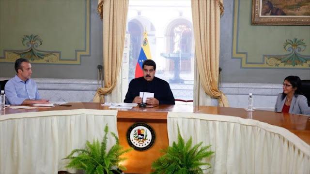Maduro sustituye a dólar por yuan chino para cotizar petróleo
