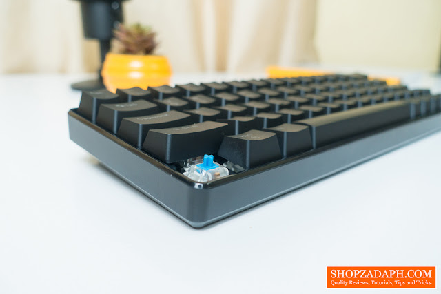 hot swappable 60 keyboard