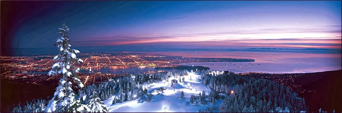 Grouse Mountain Ski Area, British Columbia - Where is the Best Place for Skiing And Snowboarding in Canada