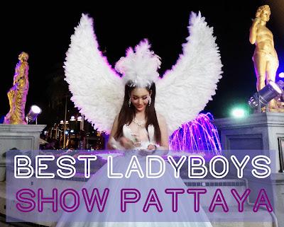 PILIHAN NONTON LADYBOYS SHOW PATTAYA
