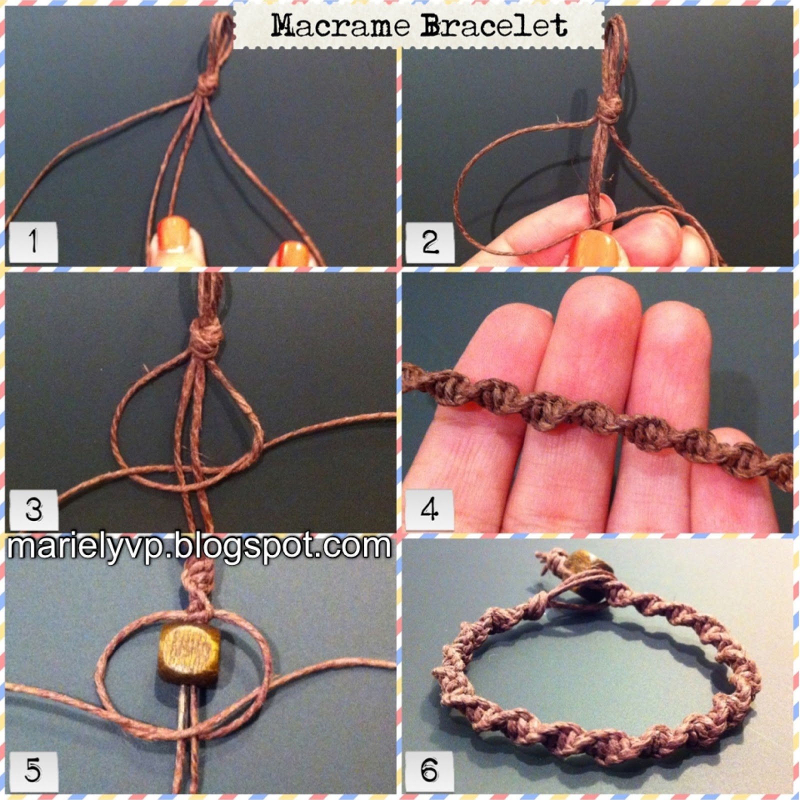 how to make macrame bracelets step by step we read photo tutorial macrame bracelet 9550