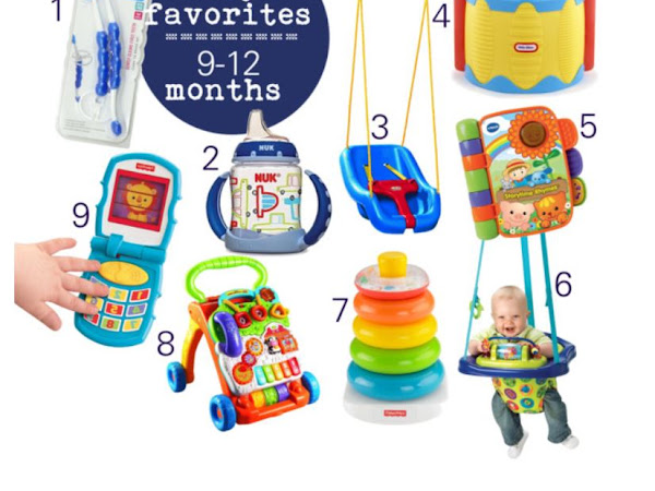 Baby's Favorites {9-12 Months}