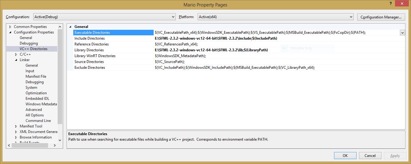 C++ SFML 2 3 2 Mario with Full Source Code: C++ SFML 2 3 2