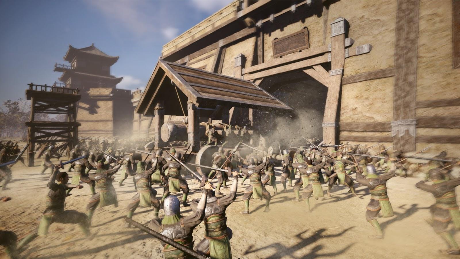 Dinasty Warriors 9 confirma plataformas y desvela personajes novedosos 7