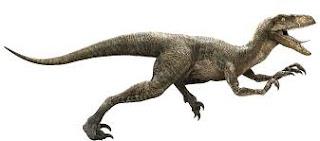 Velociraptor dinosaurus paling berbahaya