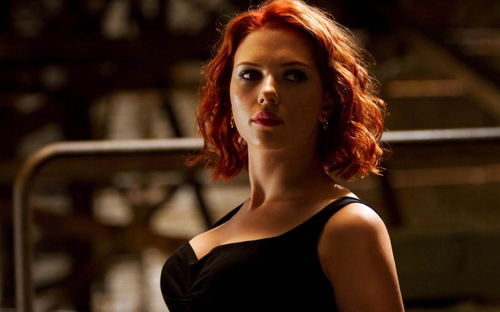 kiss my wonder woman: strong female character friday: black widow