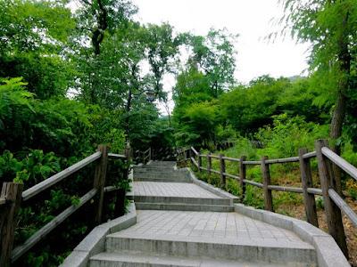 Namsan Walking Trail
