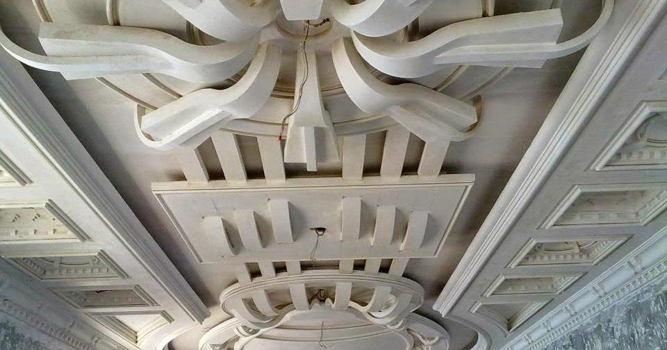 Platre plafond mod rn ms timicha d coration marocaine for Plafond en platre marocain moderne