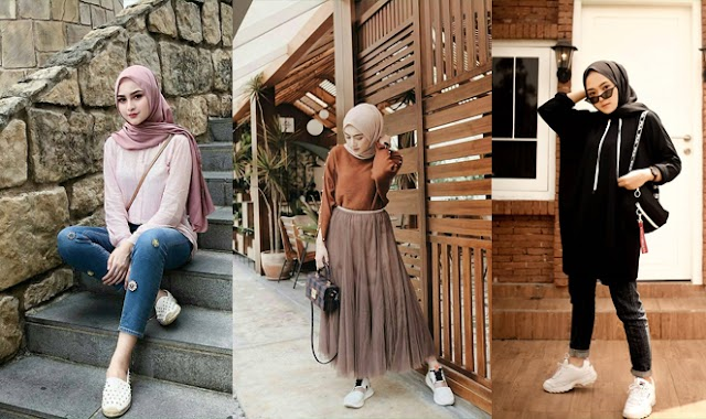 Collection of Trends 50+ Photos of Hijab Style Models in 2020