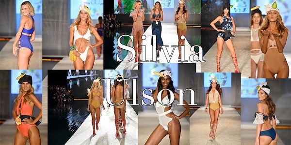 Silvia Ulson Showcases 2018 Collection