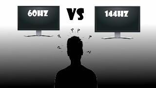 5 Keuntungan Bermain Game di Monitor 144Hz