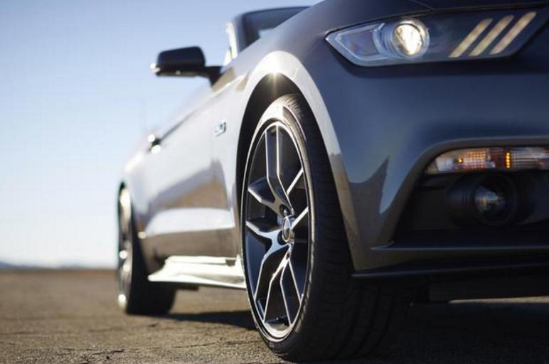 2015 Ford Mustang GT Horsepower