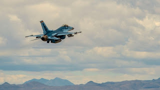 F-16C Aggressor