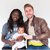 This inter-racial couple's family photos wll melt your heart