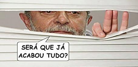 Lula diz que não sabe o caminho do Fórum e cancela depoimento sobre tríplex