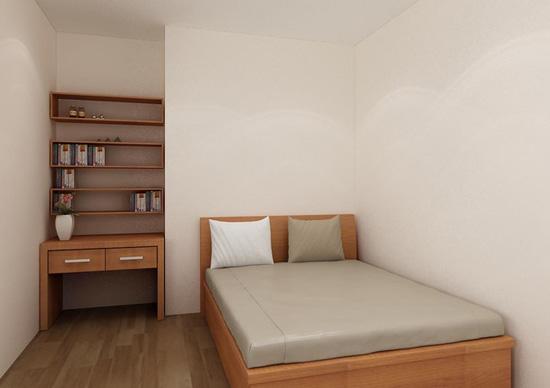 trang trí nội thất, đối với người già, nên chọn hình thức đơn giản, màu sắc ôn hòa tránh lòe loẹt.