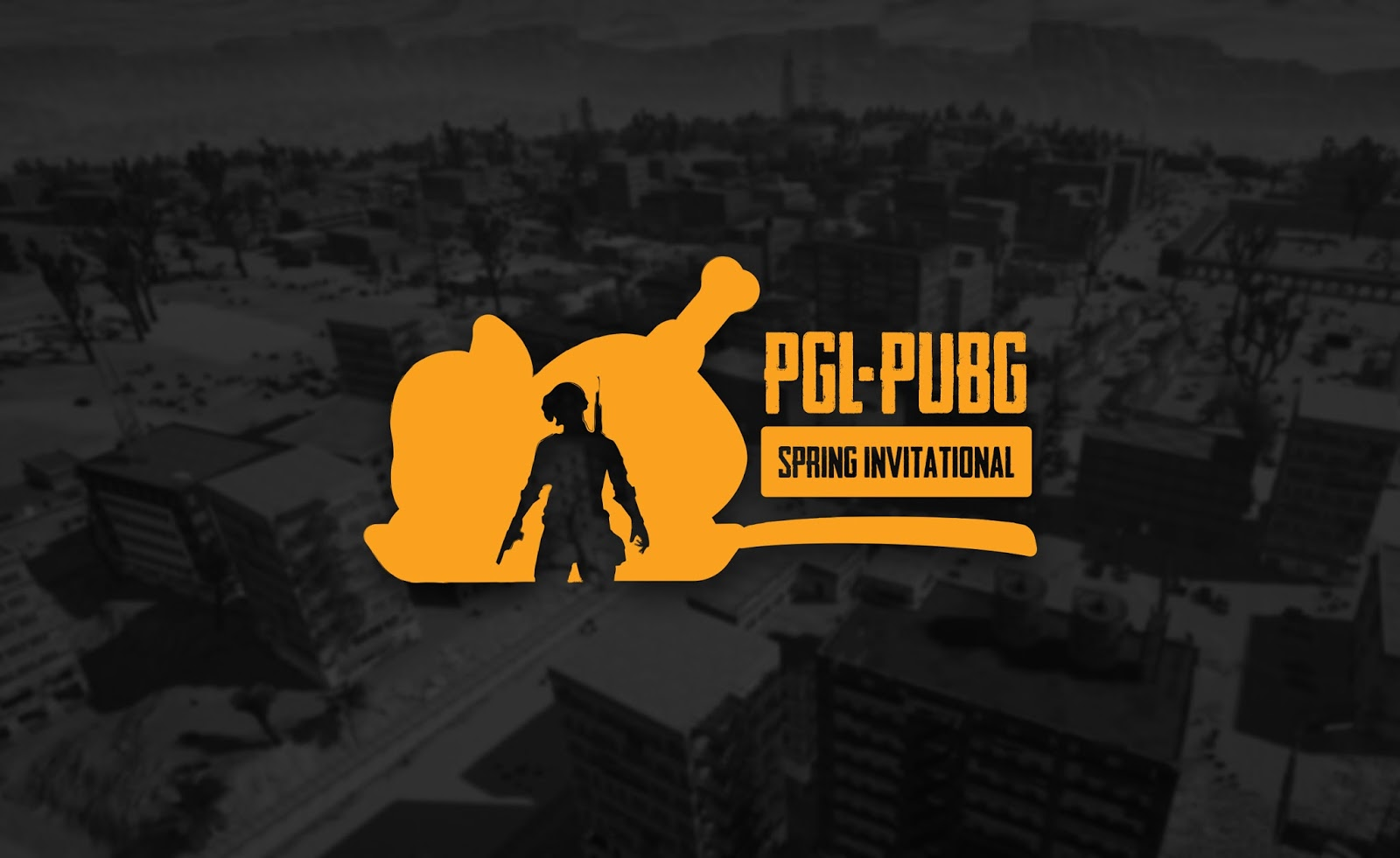 Pubg Hd Logo: Announcing The PGL PUBG Spring Invitational, Taking Place