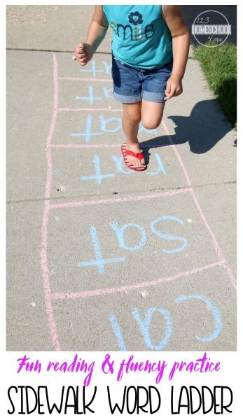 outdoor-word-families-activity