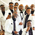 #BAAD2017 See First Photos Of BankyW And His Grooms Men At The Ongoing White Wedding In Capetown