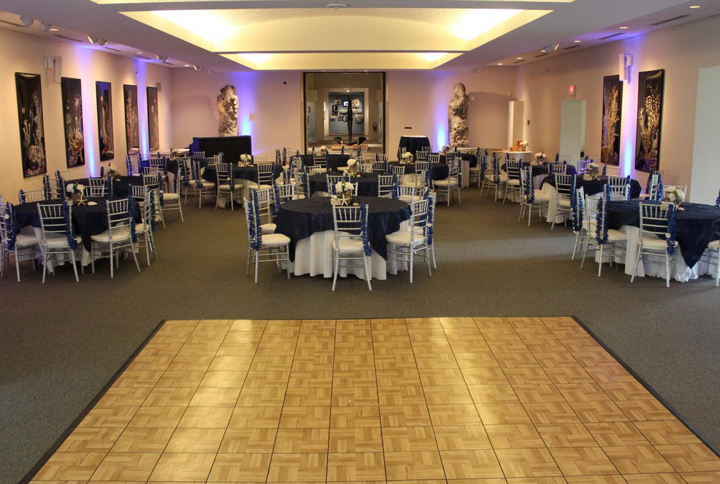 Mariners Museum Wedding Venue