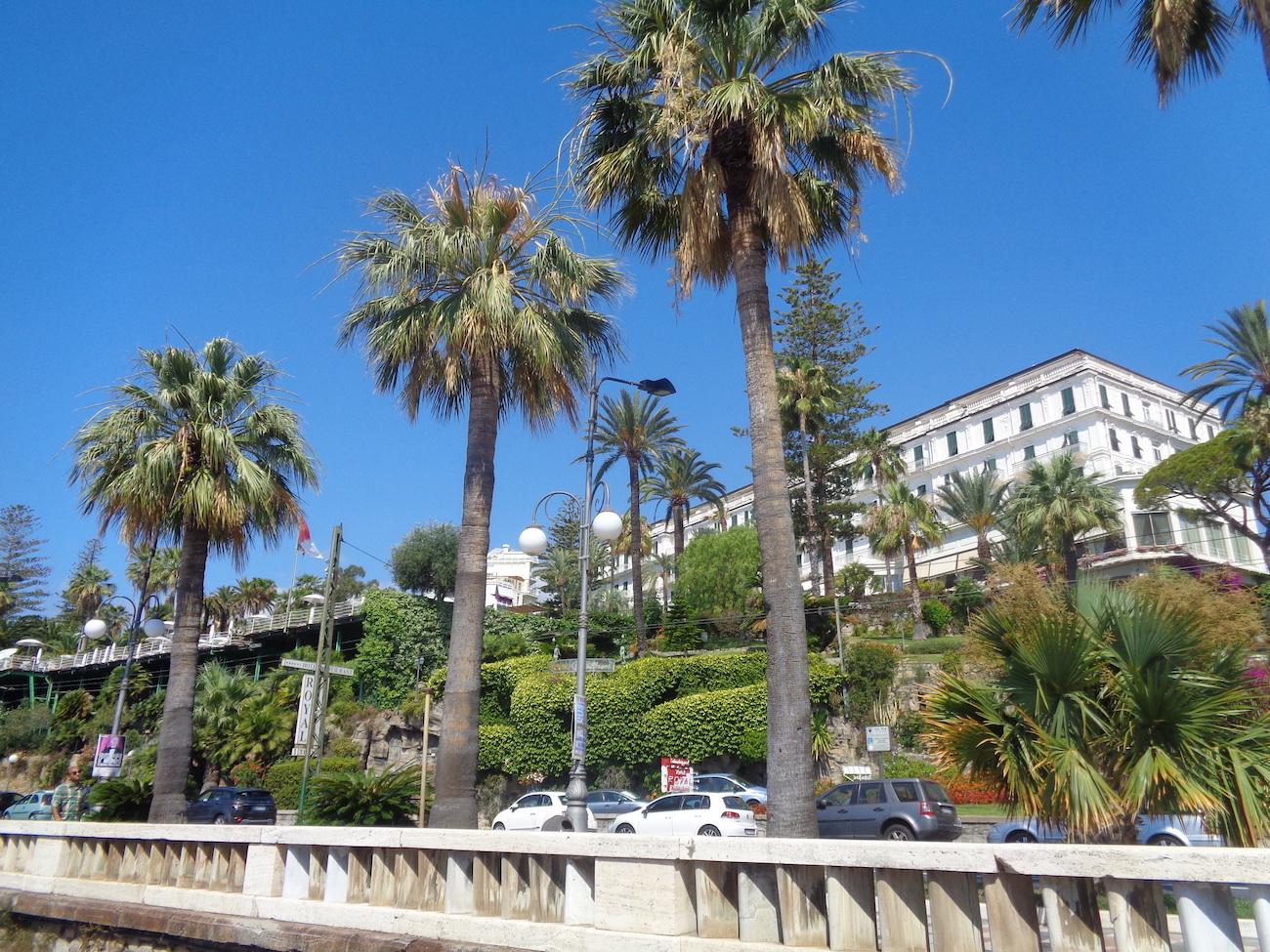 Hotel San Remo Italie Bord De Mer