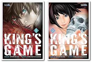King's Game #1 y #28