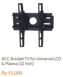 Bracket TV ACC LCD dan Plasma 32 Inchi