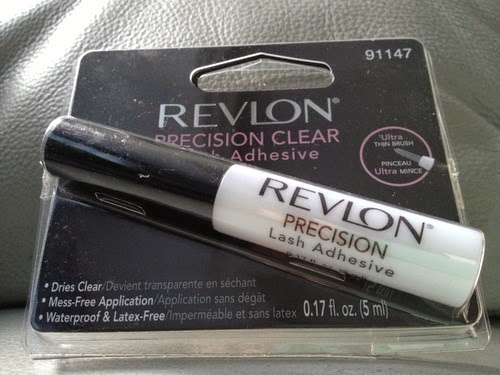 c9c69dae60e Sisters Who Love Beauty...: REVIEW: Revlon Precision Clear Lash Adhesive