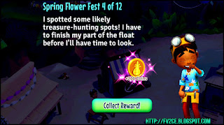 Sage, boy smiling, fvtropicescape, spring flower fest quest