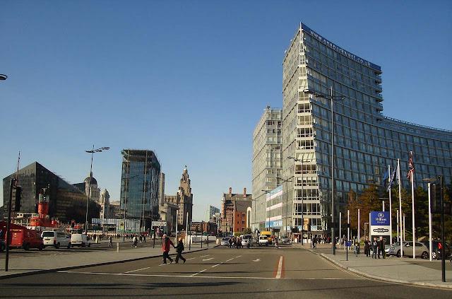 O que fazer em Liverpool, Inglaterra